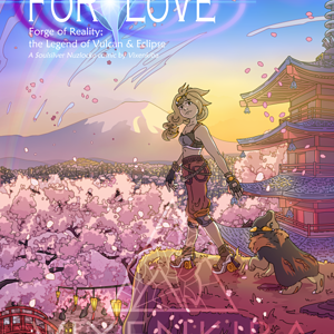 FoRLoVE Cover by Vixenkiba Title.png